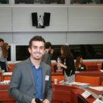 Raphaël Comte, président de l'École des Jeunes Orateurs 2018-2019